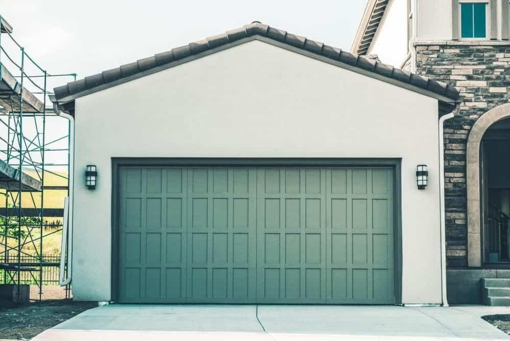 garageportens underhåll